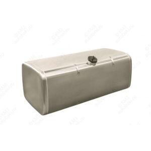 Бак топливный алюминиевый 400 л (1250 х 560 х 640 дополнительный )