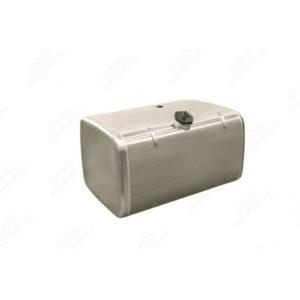 Бак топливный алюминиевый 200 л. (630х560х640) ЕВРО (с установочым комплектом)