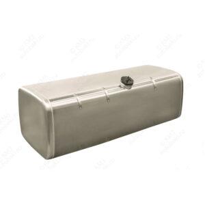 Бак топливный алюминиевый 600 л (1870 х 560 х 640 дополнительный )