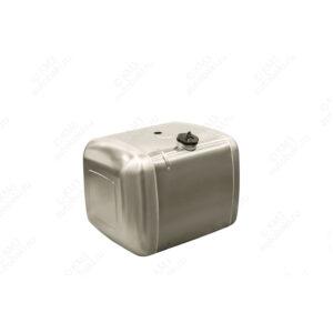 Бак топливный алюминиевый 310 л (750 х 700 х 700) Евро