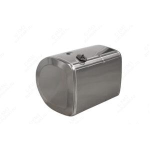 Бак топливный алюминиевый 330 л (830 х 689 х 710   ) Евро