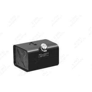 Бак топливный 200 л  ( 830 х 450 х 600 )  с высокой горловиной откидной крышкой